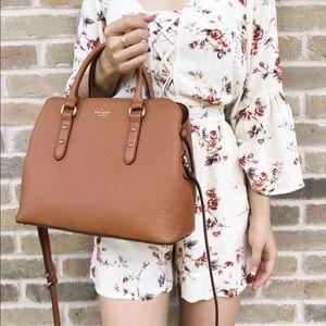 Kate Spade Larchmont Avenue Evangelie Satchel Bag